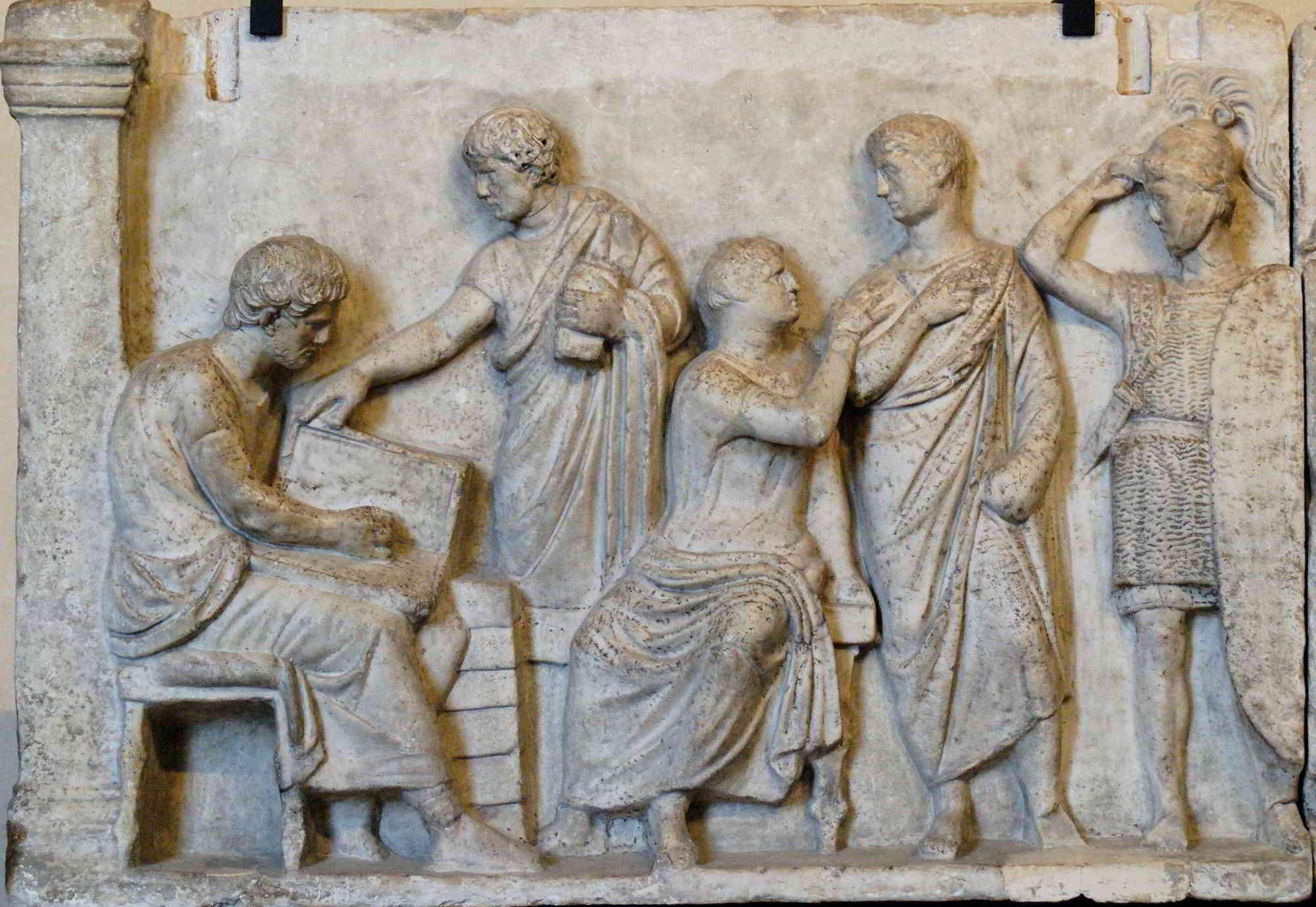 Magistrati antica Roma