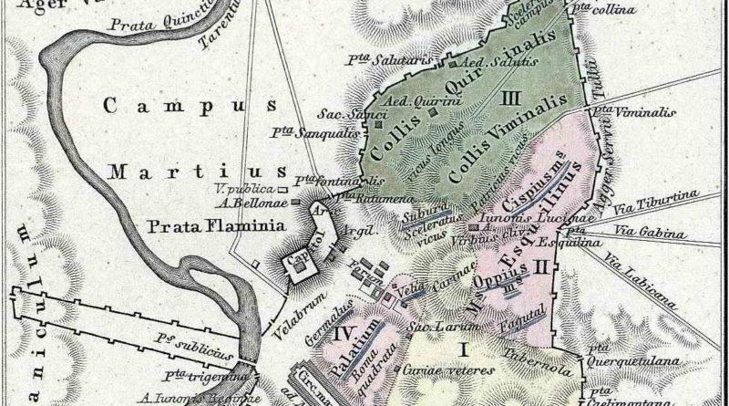 Prima Repubblica Romana