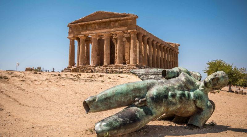Valle dei Templi Magna Grecia
