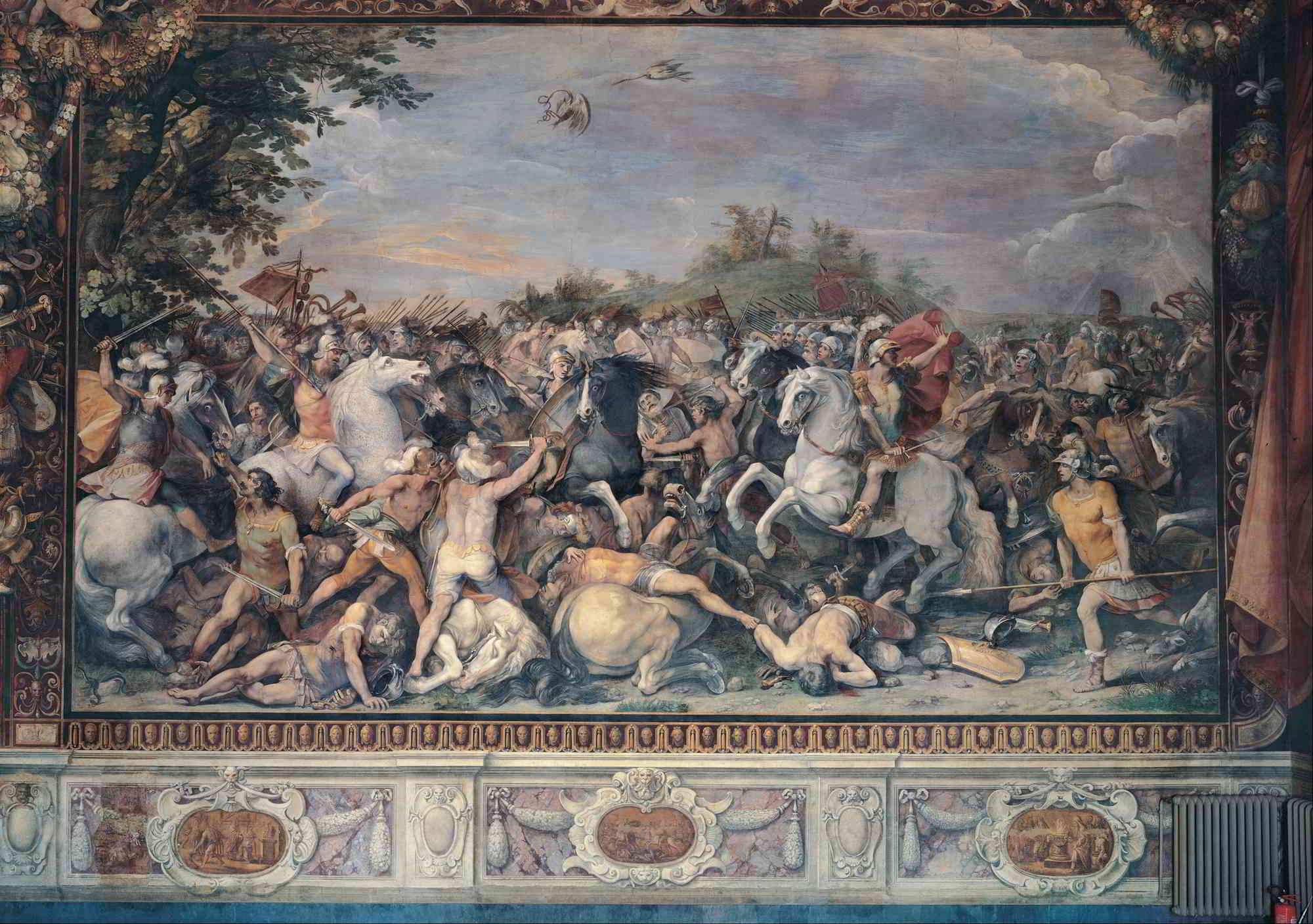Roma contro Latini ed Etruschi