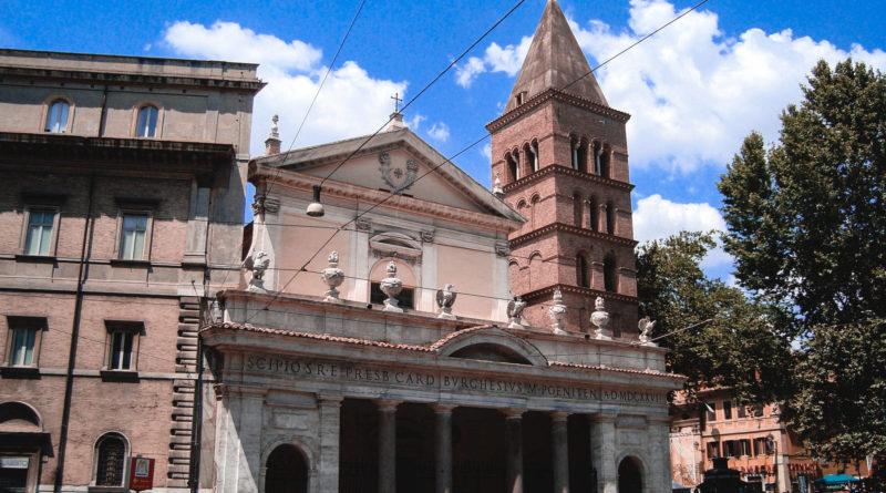 Basilica San Crisogono
