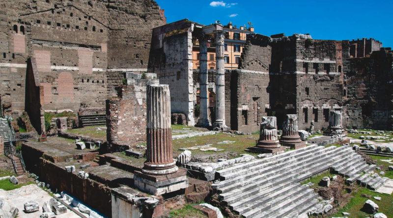 Foro di Augusto, Roma