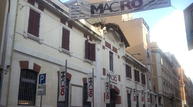 Museo d'arte contemporanea Roma